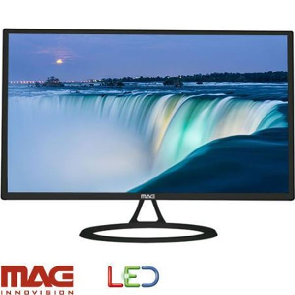 "תמונה של מסך  MAG Z27HDS 27"" VGA+HDMI+SP Black"