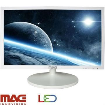 "תמונה של מסך  MAG Z24HDW 24""VGA+HDMI+SP WHITE"