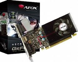 תמונה של כרטיס מסך AFOX Geforce GT710 2GB DDR3 DVI+HDMI+VGA