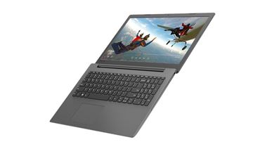 "תמונה של מחשב נייד  Lenovo IdeaPad 130-15 I5-8250U 4GB/500GB/DVD/1Y/BLACK ""15.6"