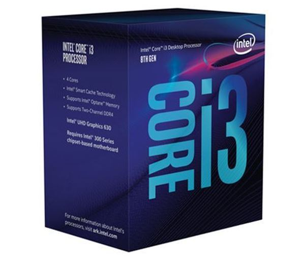תמונה של מעבד INTEL CORE I3-9100F 3.6GHZ 6M LGA1151 BOX